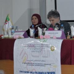 La conférence plénière a été prononcée par Carlo Saccone (Université de Bologne) et portait sur la thématique : «Le Moi et l'Autre dans les cultures et les religions du monde méditerranéen».