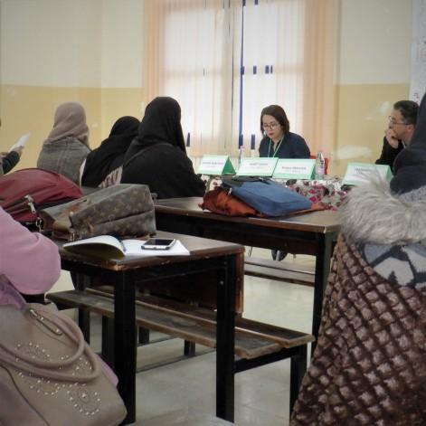 L'intervention de Sarah Kouider Rabah, professeure au Département de français (Université Blida 2), examinait «la représentation de Soi et les stéréotypes de l'Autre» dans le roman Les Intranquilles de l'écrivaine tunisienne Azza Filali.