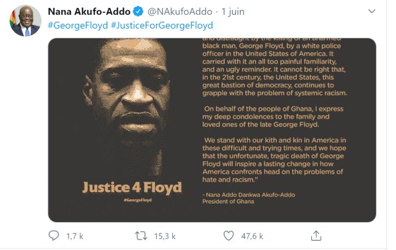 ARNM_2020-06-12_Tweet Nana Akufo-Addo